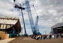 Naval Ship Building College Osborne SA