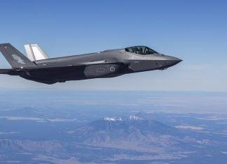 F-35 arrives in Australia
