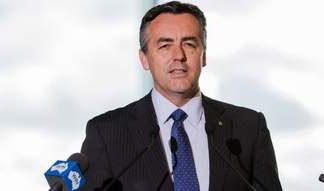 Minister for Veterans' Affairs Darren Chester