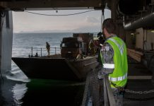 HMAS CHOULES EMBARKS ON ENHANCED ENGAGEMENT WITH THE PACIFIC