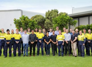 ASC new apprentices and engineers