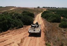 -General-Dynamics-Land-Systems-aJAX-undertakes-hot-weather-trials-in-Seville-Spain-in-2018