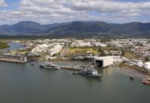 HMAS-Cairns-industry-partnership