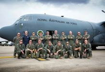 Air Force celebrates 20 years of C-130J Hercules