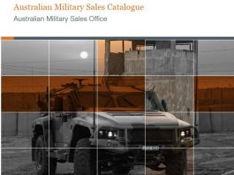 Military Sales Catalogue