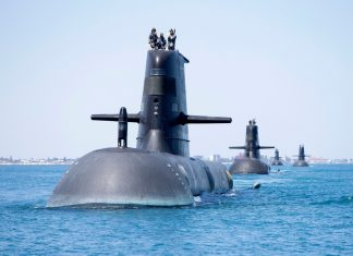 Thales boosts Collins support team in WA